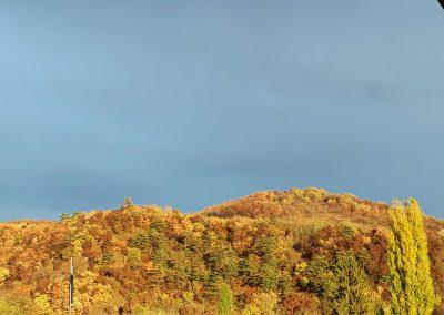 Őszi hegyoldal